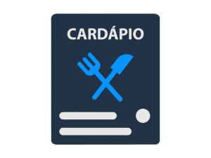 Cardápio Plastificado