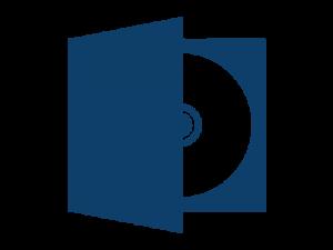 Porta CD e DVD